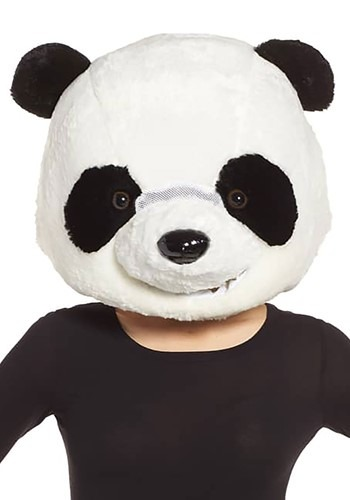 Click Here to buy Adult Panda Mascot Head from HalloweenCostumes, CDN Funds