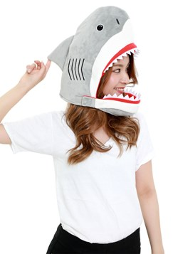 Shark Mascot Head