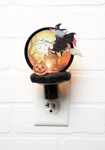 Witch Halloween Decor Night-Light Update 1