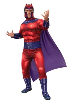 X-Men Adult Magneto Deluxe Costume