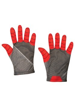 Spider-Man Far From Home Kids Red and Black Gloves
