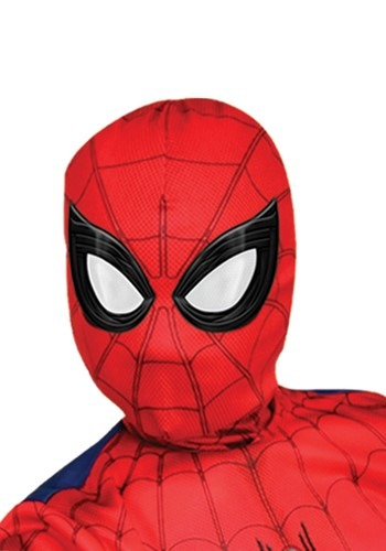 Spider-Man Far From Home Child Deluxe Red and Blue Lenticula