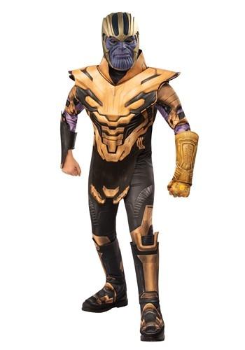 Avengers Endgame Boys Thanos Deluxe Costume