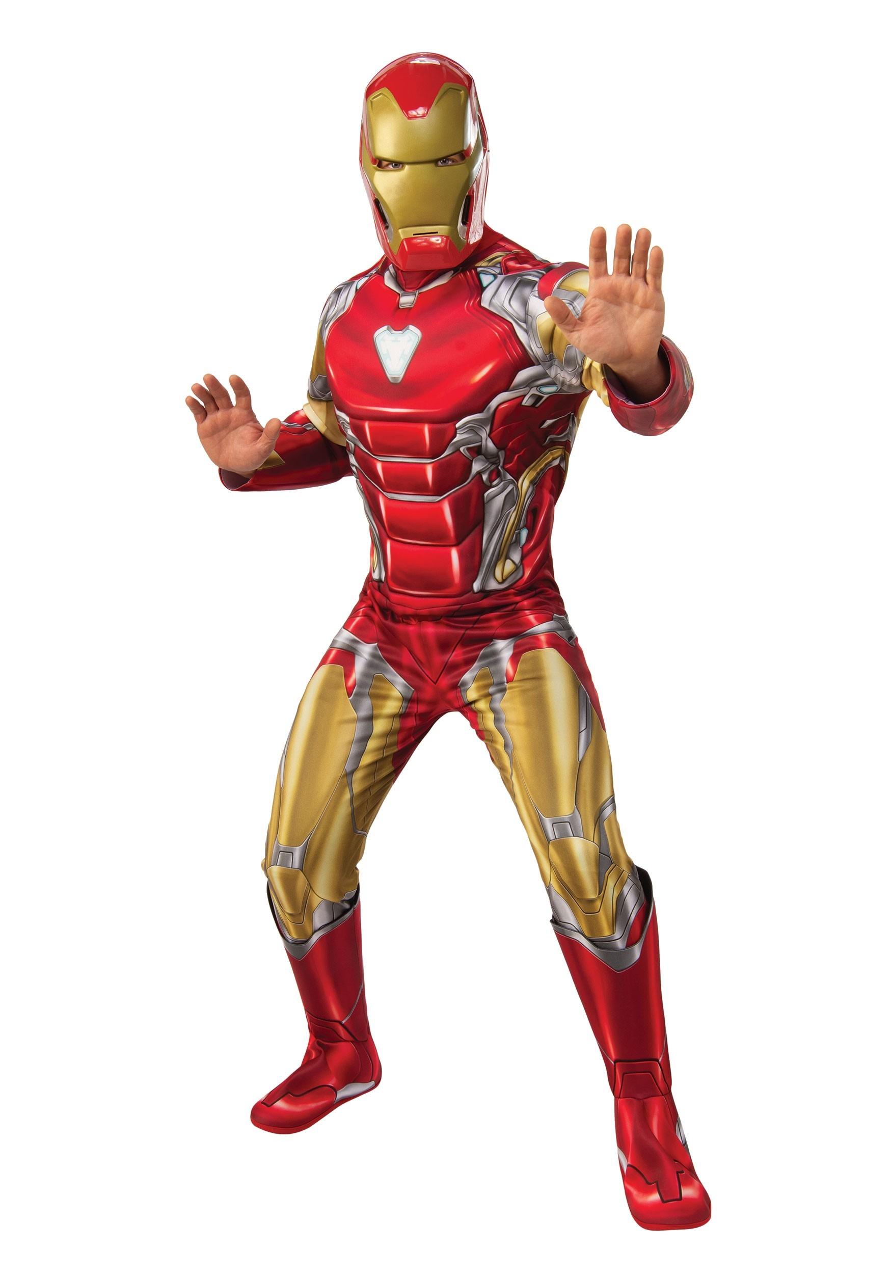 iron man adult costume