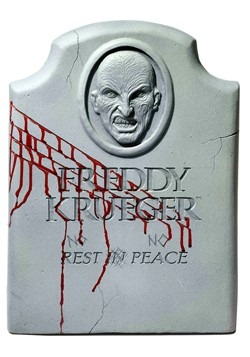 Freddy Krueger Headstone Decor