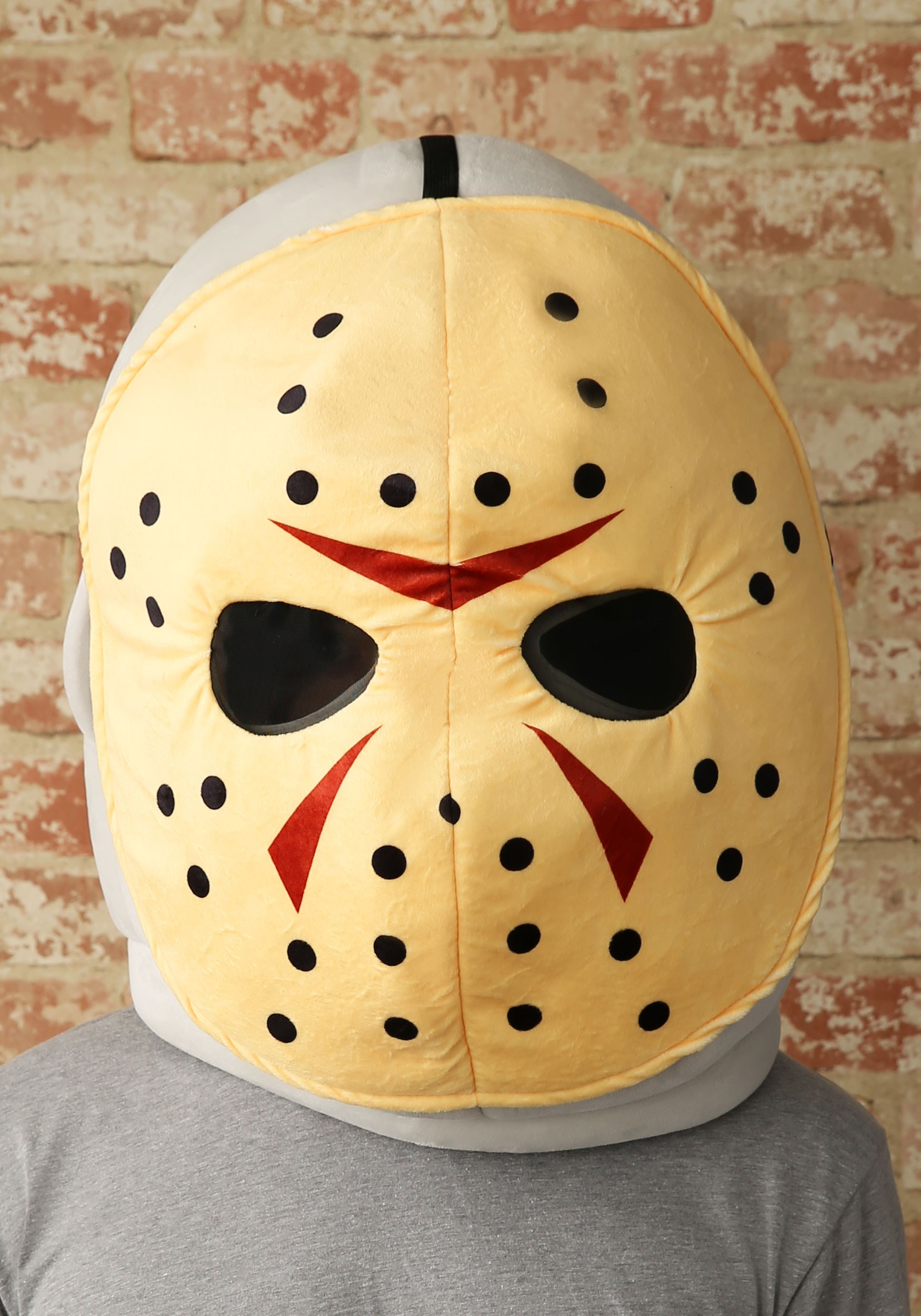 2x Halloween Mask Jason Voorhees Friday the 13th Horror Movie Hockey Mask AU