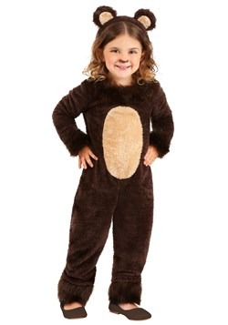 Toddler Brown Bear Costume