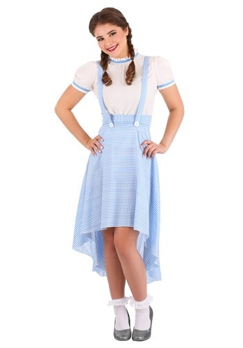 Womens Kansas Girl High Low Costume