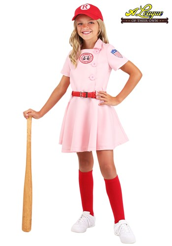 Kids League of Their Own Luxury Dottie Costume