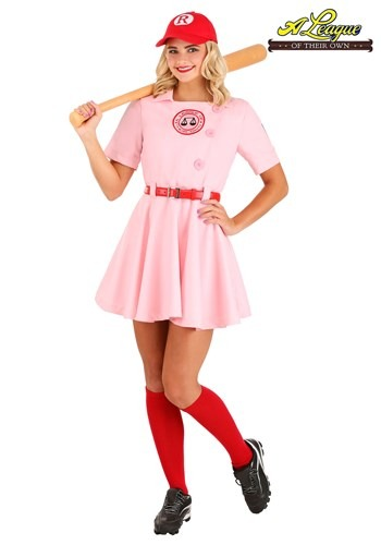 League of Their Own Luxury Adult  Womens Dottie Costume