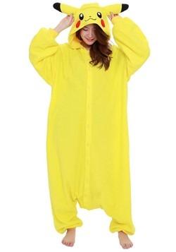 Pokemon Adult Pikachu Kigurumi