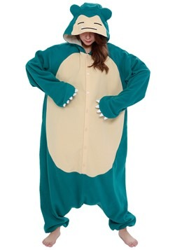 Pokemon Adult Snorlax Kigurumi