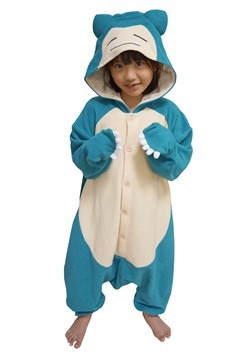Pokemon Child Snorlax Kigurumi