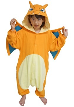 Pokemon Child Charizard Kigurumi