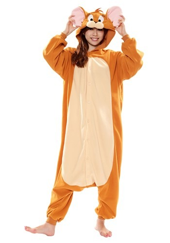 Tom and Jerry Adult Jerry Kigurumi