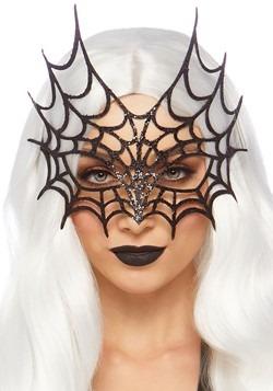 Glitter Diecut Web Mask