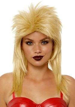 Blonde Rocker Wig