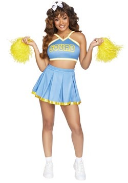 Womens Cheer Squad Cutie Costume