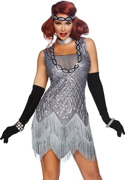 Womens Roaring Roxy Flapper Costume