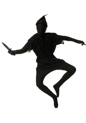 Click Here to buy Peter Pans Shadow Costume for Kidsren from HalloweenCostumes, CDN Funds