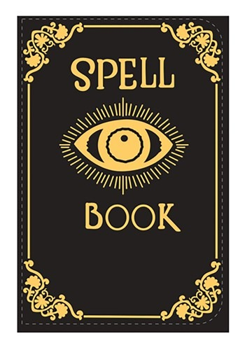 Spellbook Flask
