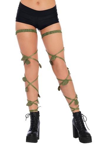 Ivy Garter Leg Wraps