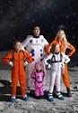 Girl's Pink Astronaut Costume2