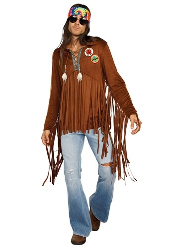 Hippie Dude Costume for Men