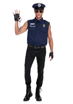 Police Officer And Cop Costume Adults Sexy Kid Police