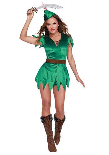 Mischief in Neverland Women's Costume