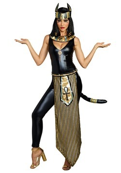 Women's Kitty of de Nile Costume