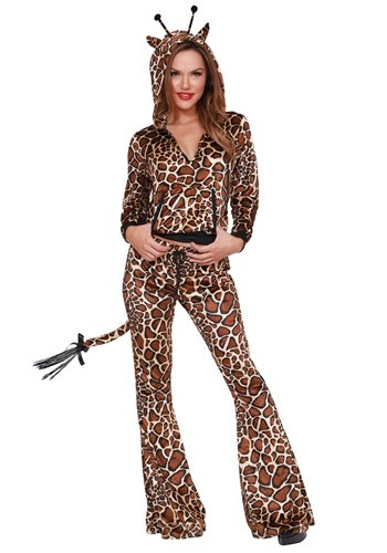 Giraffe Women's Costume