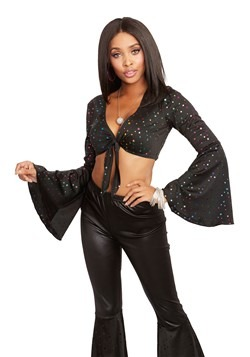 Disco Mania Women's Top