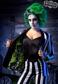 Beetlejuice Women's Blazer updatehc