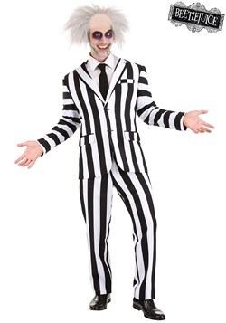 Adult Beetlejuice Suit Costume