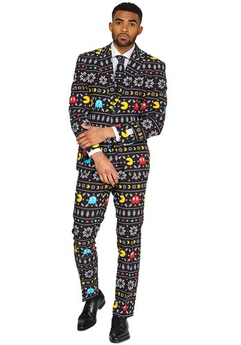 Opposuit Winter Pacman Suit for Men