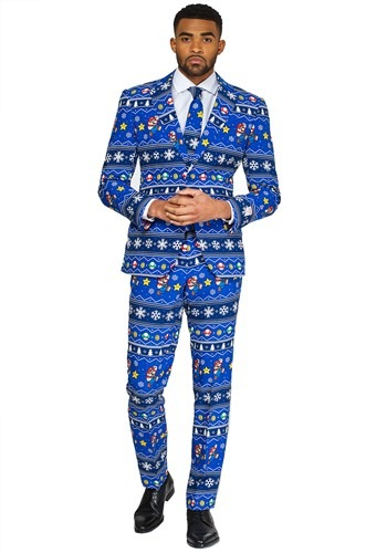 Opposuit Merry Mario Suit Men's