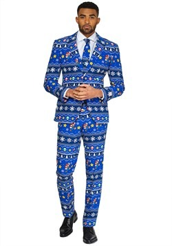 Opposuit Merry Mario Men's Suit