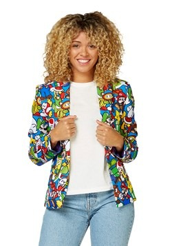 Opposuit Super Mario Women's Blazer