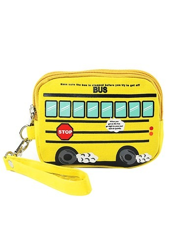 School Bus Handbag