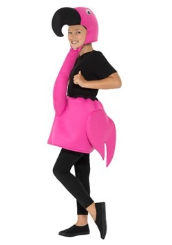 Kids Flamingo Costume