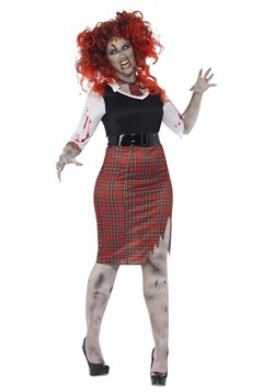 Women's Zombie Teacher Costume