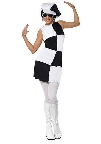 60s Party Girl Womens Costume