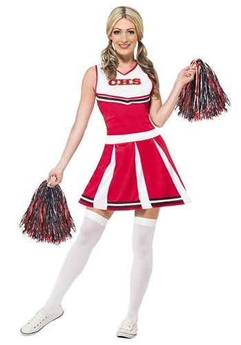 Cheerleader | Costume | Women | Red