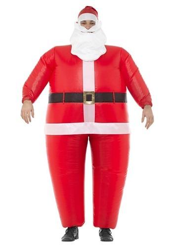 Inflatable Santa Costume