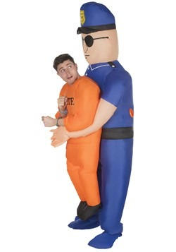 Adult's Cop Pick Me Up Costume