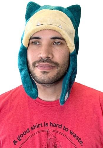 Adult Snorlax Pokemon Headpiece