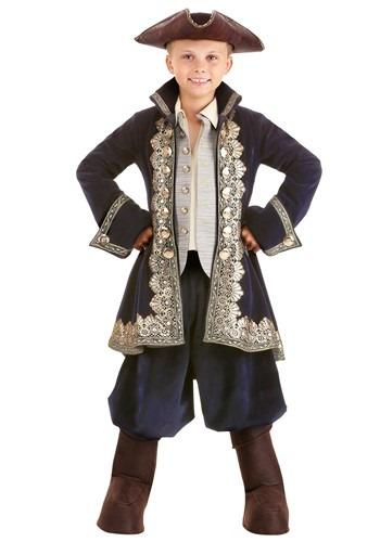 Kids Supreme Pirate Costume