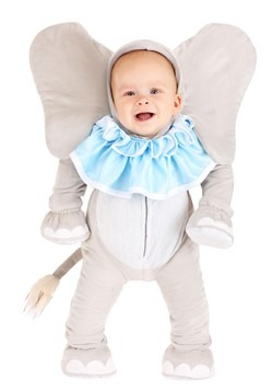 Infant Elo the Elephant Costume