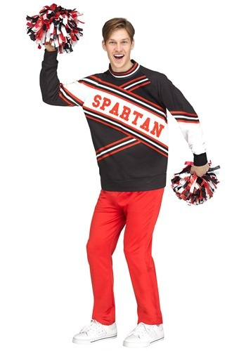 Cheerleader | Costume | Deluxe | Adult | Live